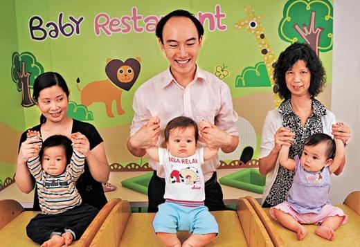 [蘋果日報]-BB瑜伽兩日學識爬 -20091021